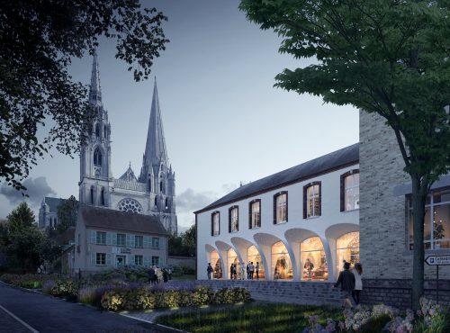 Maison Internationale de la Cosmétique à Chartres
