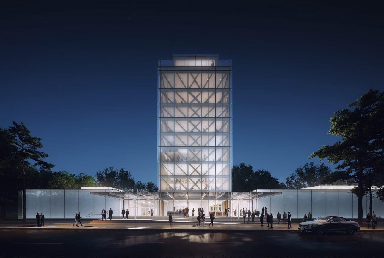 Maison Lvmh Arts Talents Patrimoine Dubuisson Architecture