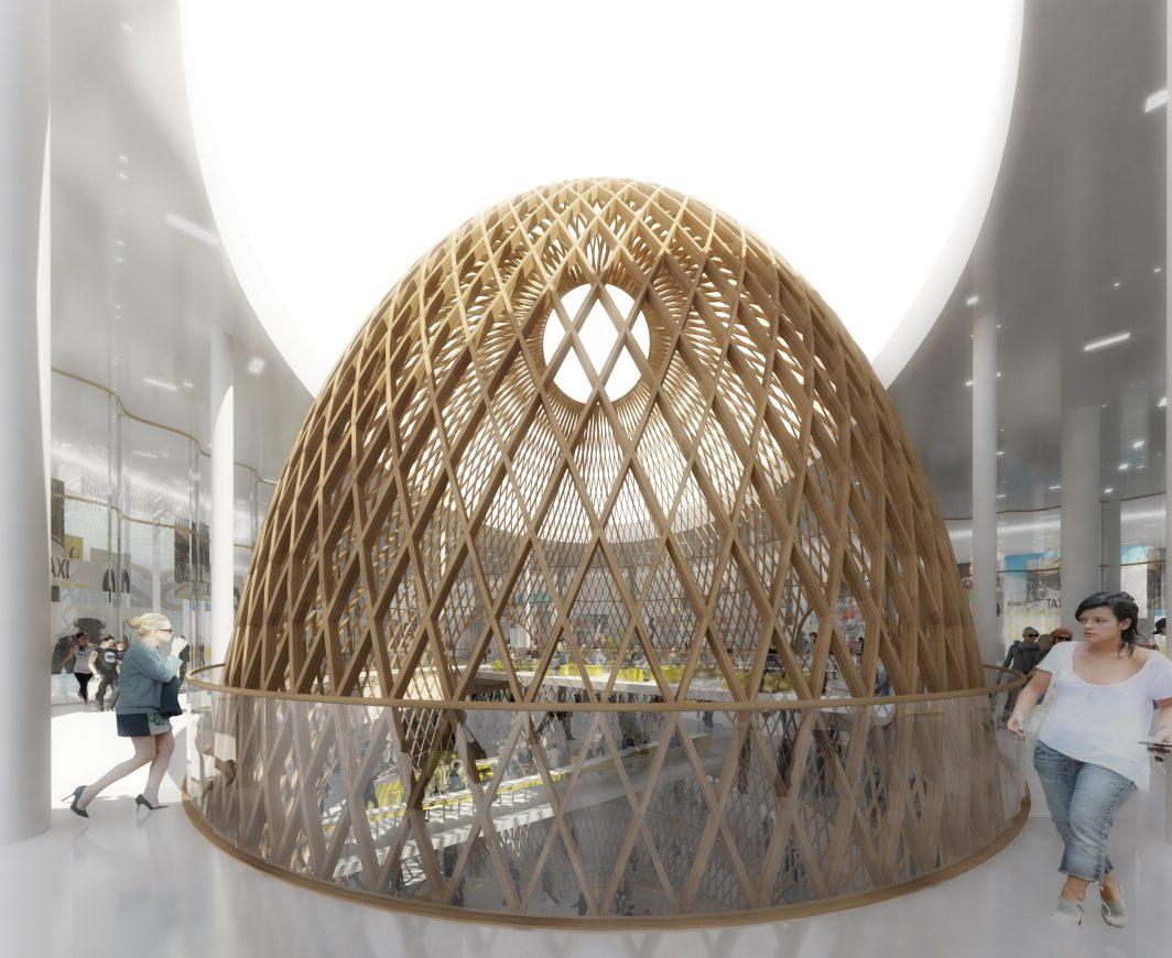 Nouveau Beaugrenelle Dubuisson Architecture