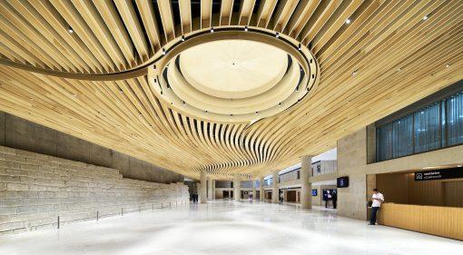 Foyer du Carrousel du Louvre