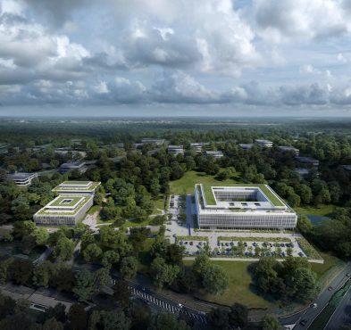 New Air - Campus AKKA Technologies, Rocquencourt