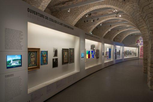 Chagall, Soulages, Benzaken : le vitrail contemporain
