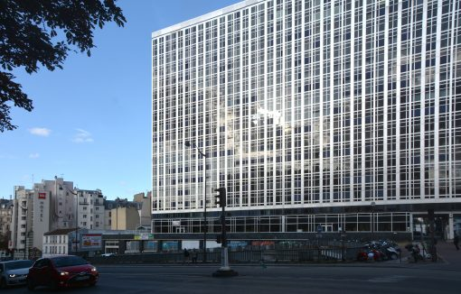 83 Boulevard Pasteur in Paris