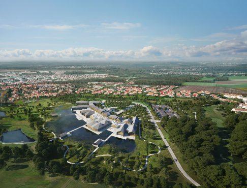 Deloitte University, Bailly Romainvilliers