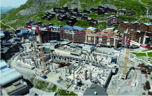Centre sportif de Val Thorens