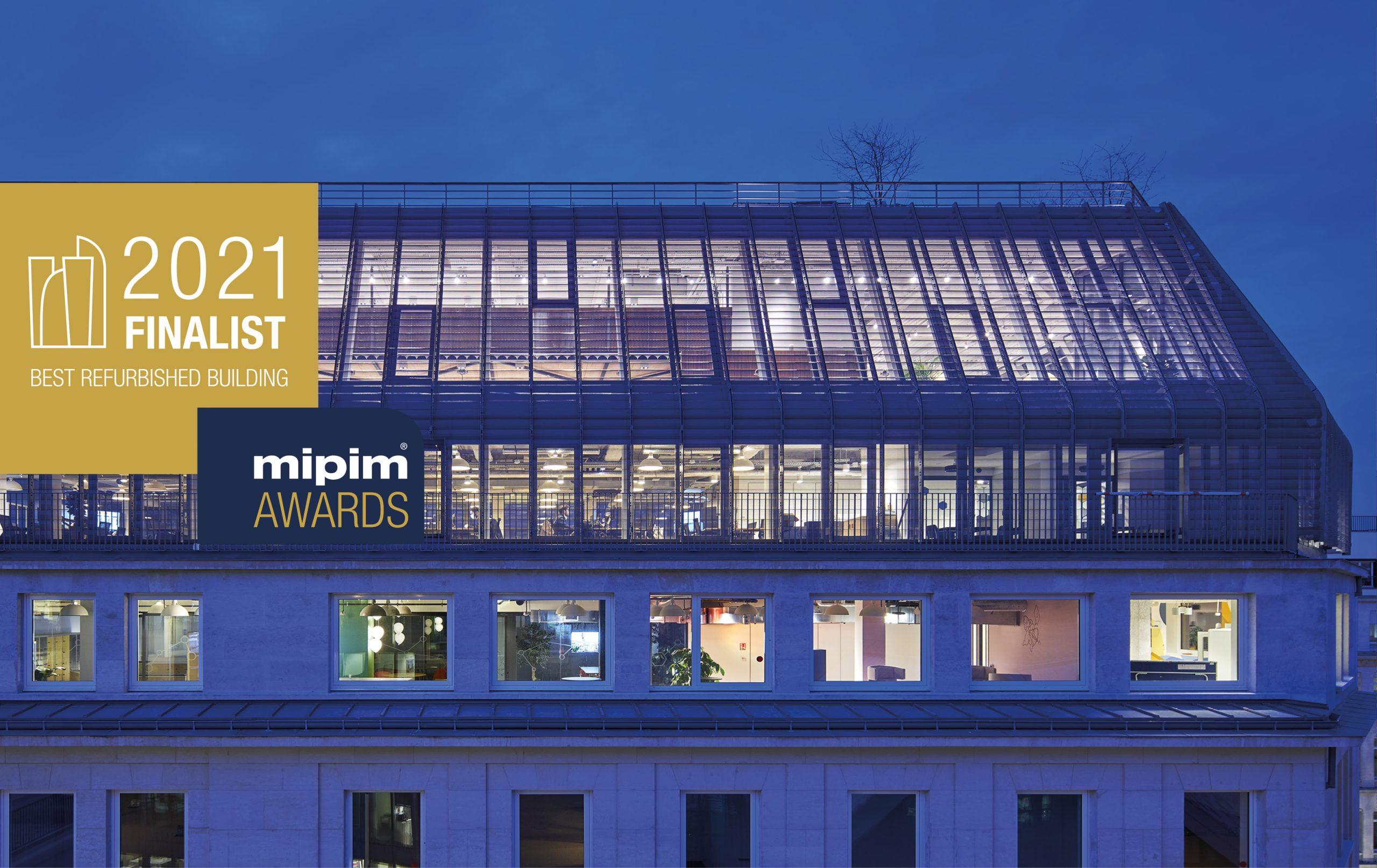 7 Madrid nominated for 2021 MIPIM Awards
