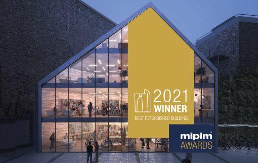 7 Madrid, 2021 MIPIM Awards Winner !